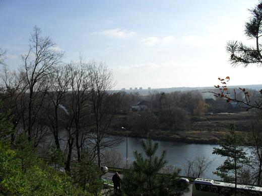 Вид с Городка
