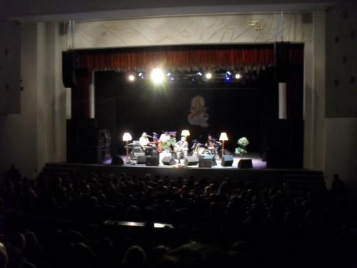 Аквариум. Концерт в Серпухове